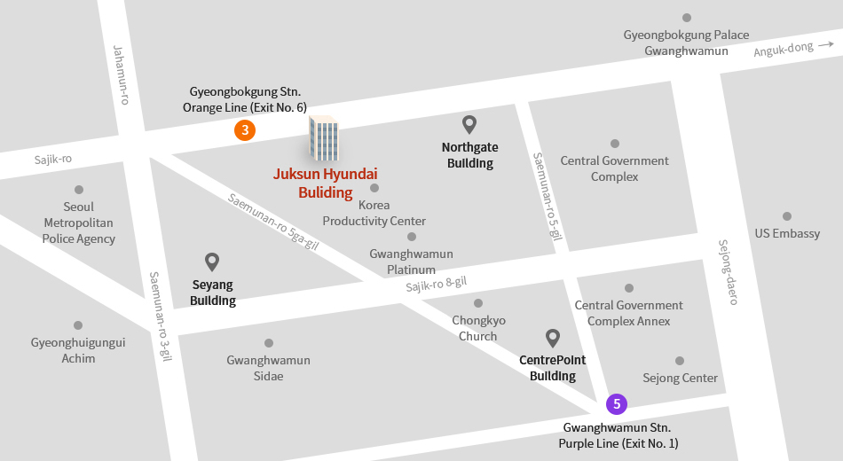Juksun Hyundai Building